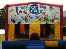 Cat in the Hat Inflatable
